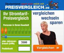 Strompreisvergleich online