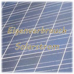 Eigenverbrauch Solarstrom